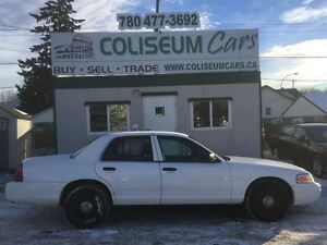 2011 Ford Crown Victoria Police Street Appearance P71, 158KM