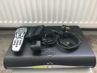 SKY +HD with Remote and WiFi Connector