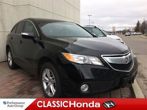 2013 Acura RDX LEATHER | REAR CAM | SUNROOF | PUSH START | AWD |