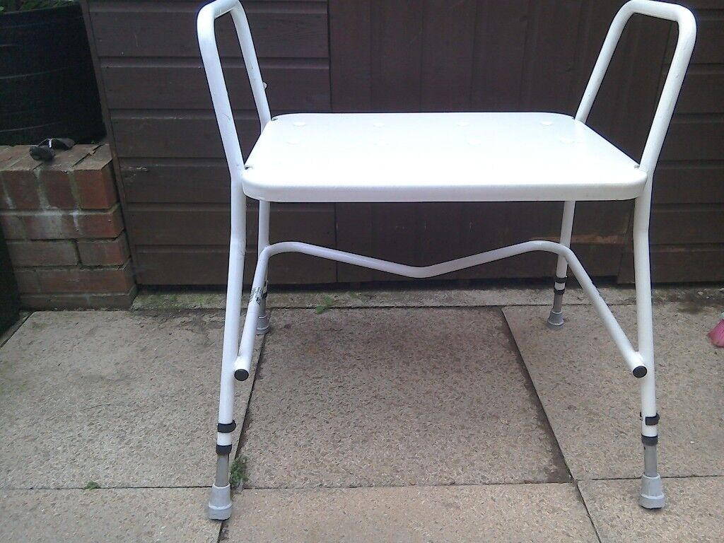 Heavy duty shower stool | in Hull, East Yorkshire | Gumtree