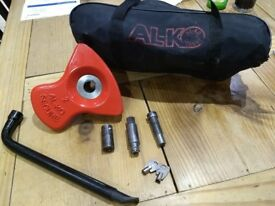 alko wheel lock number 2