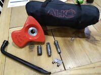 alko wheel lock number 2