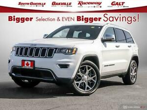 2019 Jeep Grand Cherokee Limited Btooth HTD Lthr NAV Sroof