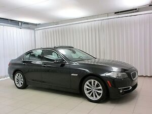 2016 BMW 5 Series 528i x-DRIVE EXECUTIVE SEDAN w/ HEAD UP DISPLA