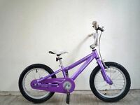 "(2125) 16"" Lightweight Aluminium SPECIALIZED Girls Childs Bike Bicycle Age: 4-6 Height:102-117 cm"