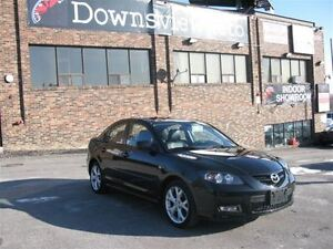 2008 Mazda MAZDA3 AUTO!!! FULLY LOADED!!! GT!!! ALLOYS!!!