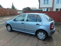2004 Skoda Fabia - Excellent Condition - Low Mileage