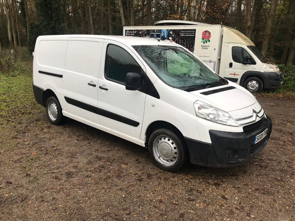 Citroen Dispatch 1.6 hdi (LWB)