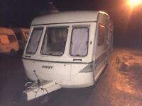 Swift corniche 2 berth caravan