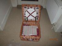 Optima picnic basket (new)