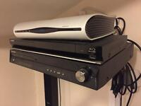 Sony Blu-Ray Player (BDP-S570)