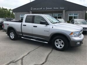 2010 Dodge Ram 1500 TRX4 OFF ROAD 6 PASSAGERS