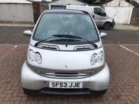 2003 Smart Fortwo 0.7 City Passion 3dr @07445775115 6 Months Warranty Included