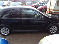 Vauxhall Corsa 1.3 CDTi 16v SXi 3dr DIESELmonths MOT cheap insurance and road tax