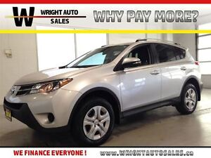 2014 Toyota RAV4 LE| AWD| BACKUP CAM| HEATED SEATS| BLUETOOTH| 6