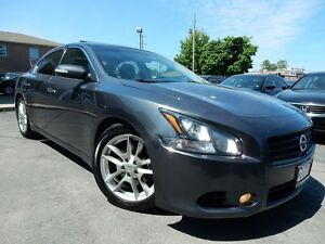 2011 Nissan Maxima PREMIUM PKG | LEATHER.ROOF | ONE OWNER
