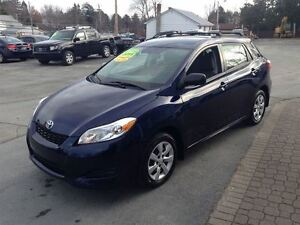 2011 Toyota Matrix ALL WHEEL DRIVE H/B AUTO A/C