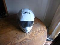 Motor cycle helmet -ARAI Tour Cross