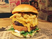 Monty's Lounge Pokesdown - Chef wanted for family business specialising in gourmet burgers