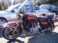 HONDA GOLDWING 1100 GL.SWAP FOR DISCOVERY TD5.