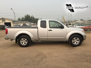 2012 Nissan Frontier 4WD