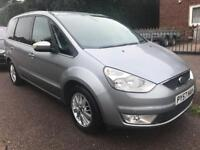 Ford galaxy ghia 2008 diesel 6 speed manual 11 months mot and full service history 12 stamps in book