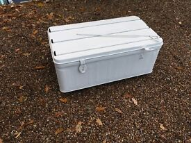 As new metal trunk ...free local delivery