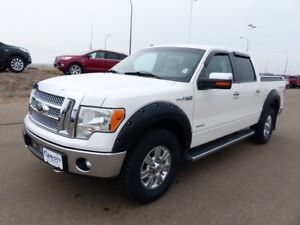 2012 Ford F-150 Lariat, Leather, SYNC, Moonroof