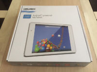 Bush Android MyTablet 16GB, Upgradeable to 64GB, Wi-Fi, 7in - Silver | White