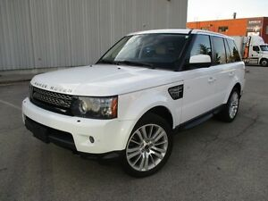 2012 Land Rover Range Rover Sport HSE NAV CAMERA FULLY LOADED