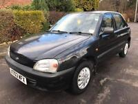 Daihatu charade 1.3 top spec 5 door black pas 62k FSH just like Yaris Corsa Matiz