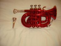 Academy Pocket Trumpet.