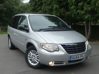 2004 Chrysler Voyager AUTOMATIC DIESEL 7 SEATS, 2 YEARS WARRANTY, crd like galaxy, sharan, seat
