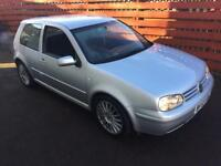 Volkswagon golf v6 4motion 4wd ideal winter vehicle