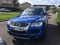 2006 Vw touareg altitude v6 petrol may swap