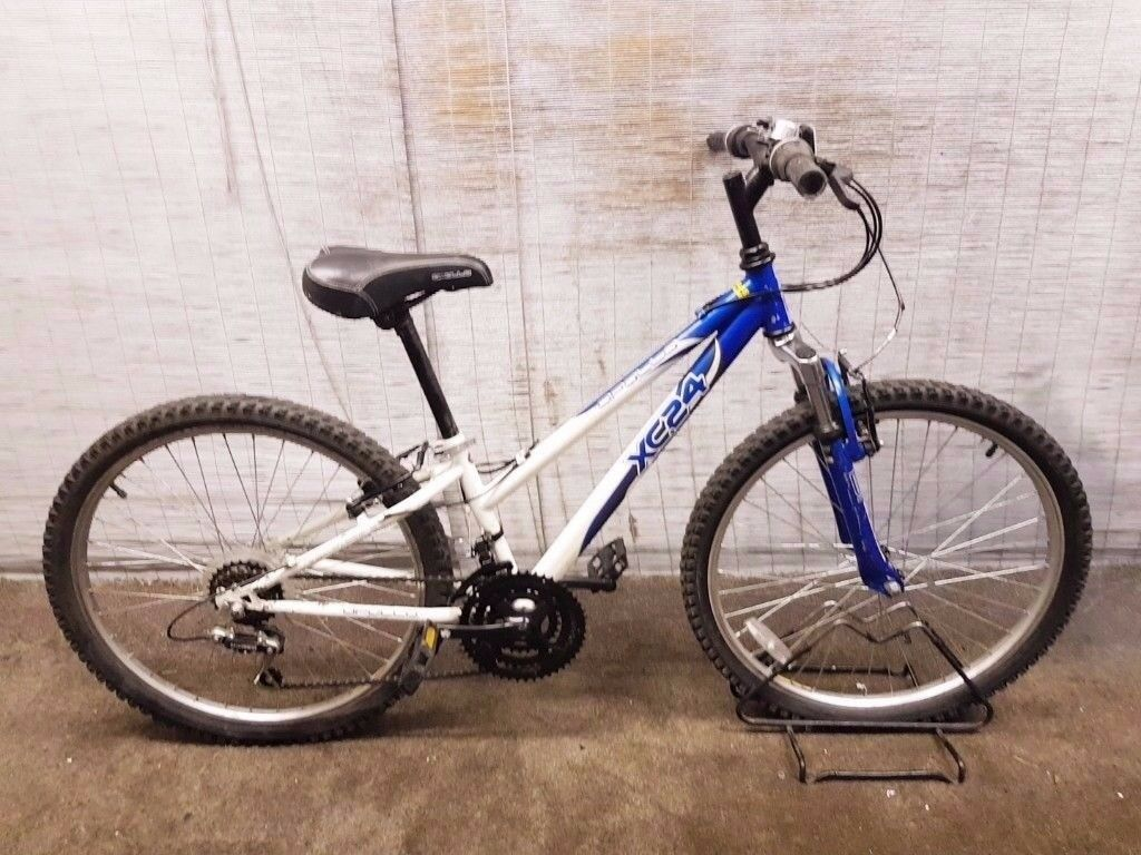 Kids/teenagers mountain bike APOLLO XC.24 8-12 years old Wheels 24'' Frame 12''