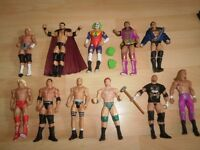 Job Lot of WWE figures .... 60 Figures and accessories!!!