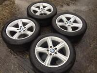 17 inch BMW 3 series alloys for sale