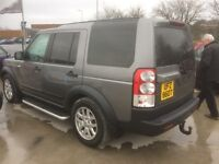 2008 landrover discovery ..manual
