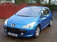 STUNNING 2006 PEUGEOT 307 1.6 HDI WITH JUST 113,000 MILES FROM NEW AND 6 MONTHS MOT, NICE CAR