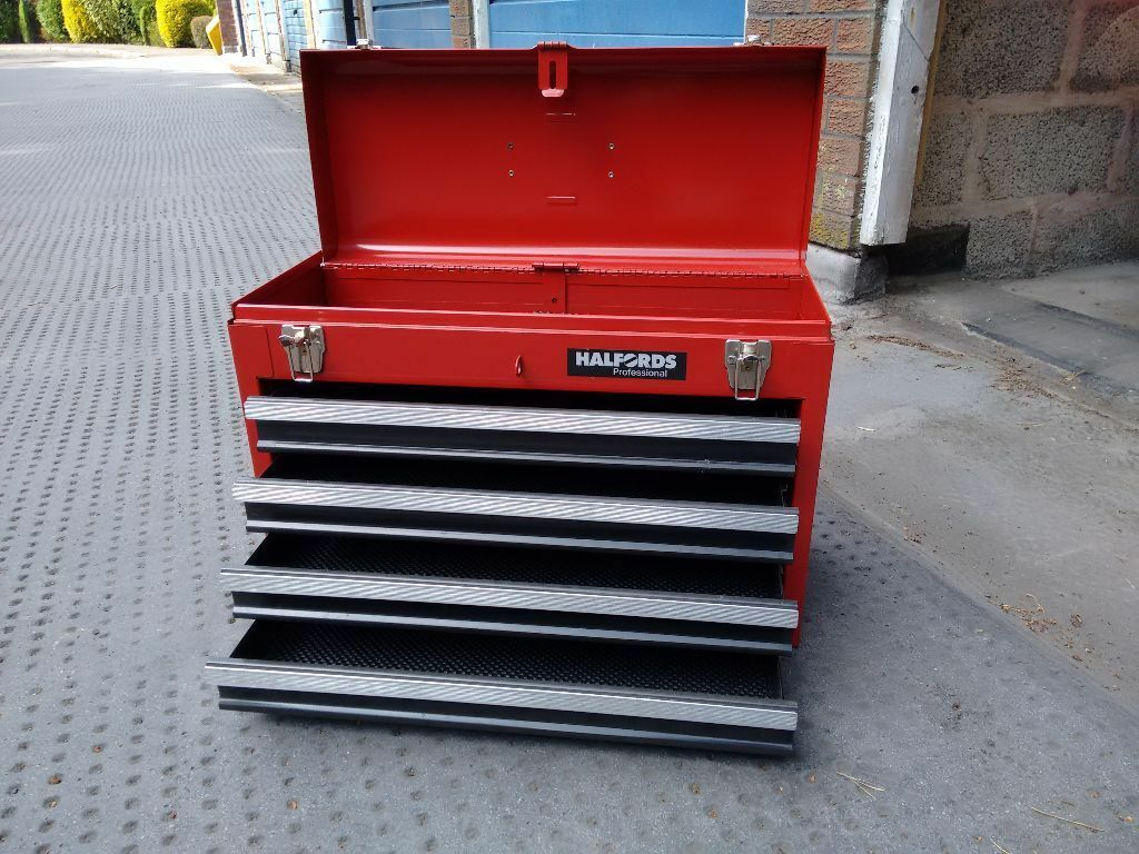 drawer top chest handling storage p and extra drawers heavy shop compartment tool duty box x kennedy pro deep