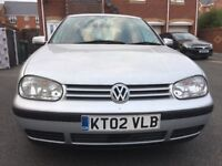 Volkswagen Golf 1.9 Diesel, Timing Chain Changed, 8 Months MOT, HPI Clear. Drives Excellently