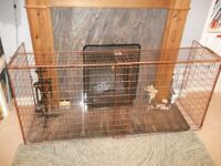 Extendable Fireplace Safety Screen/Guard
