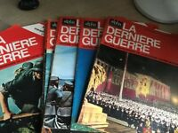 'La Derniere Guerre' magazine collection: 160 issues full of photos from the Second World War