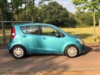 2009 Suzuki Splash 1.2 GLS Hatchback 5dr Petrol Manual