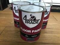 Floor Paint Dark Grey 5ltr