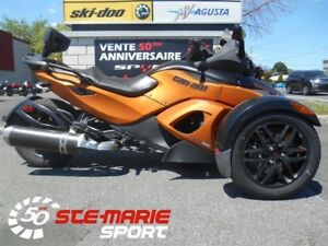 2011 Can-Am Spyder RS-S SE5