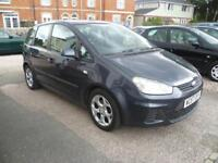 FORD C-MAX 1.8 Style 5dr (grey) 2007