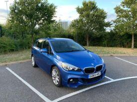 BMW 2 SERIES ACTIVE TOURER 2.0 M SPORTS SERVICE HISTORY NEW MOT