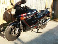 Kawasaki GPZ1000RX 1987